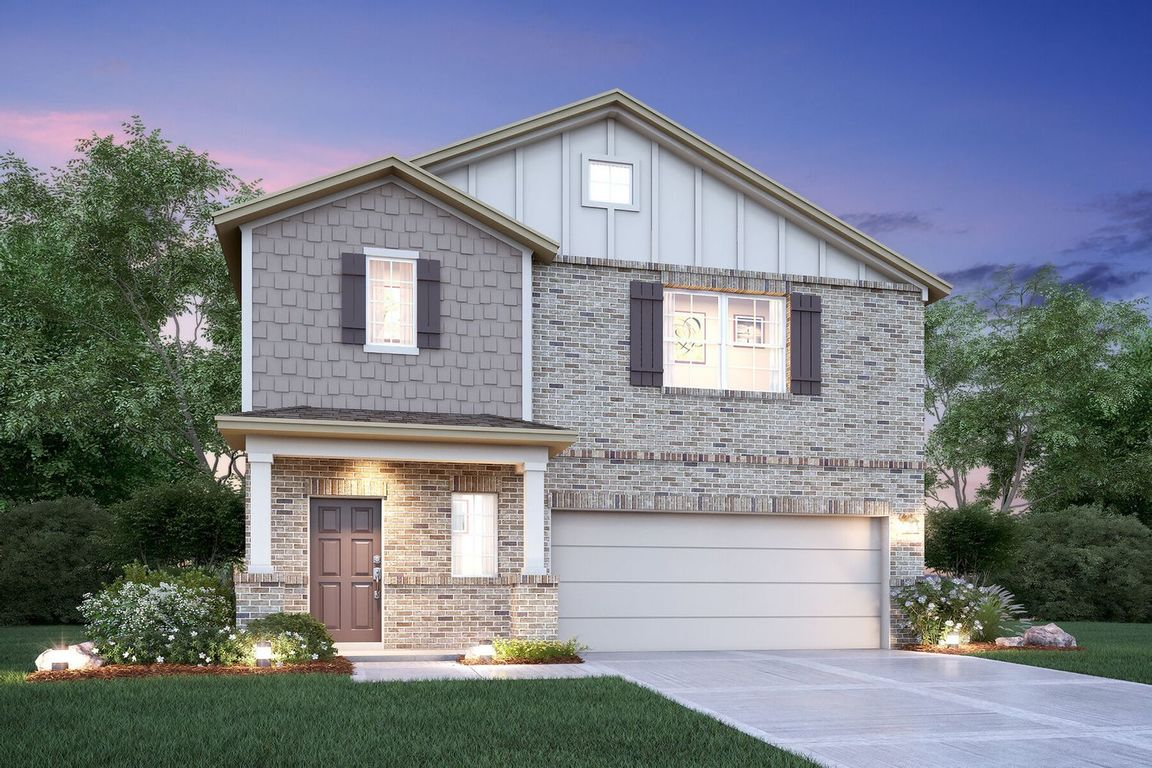 Move In Ready New Home In Lantana Community