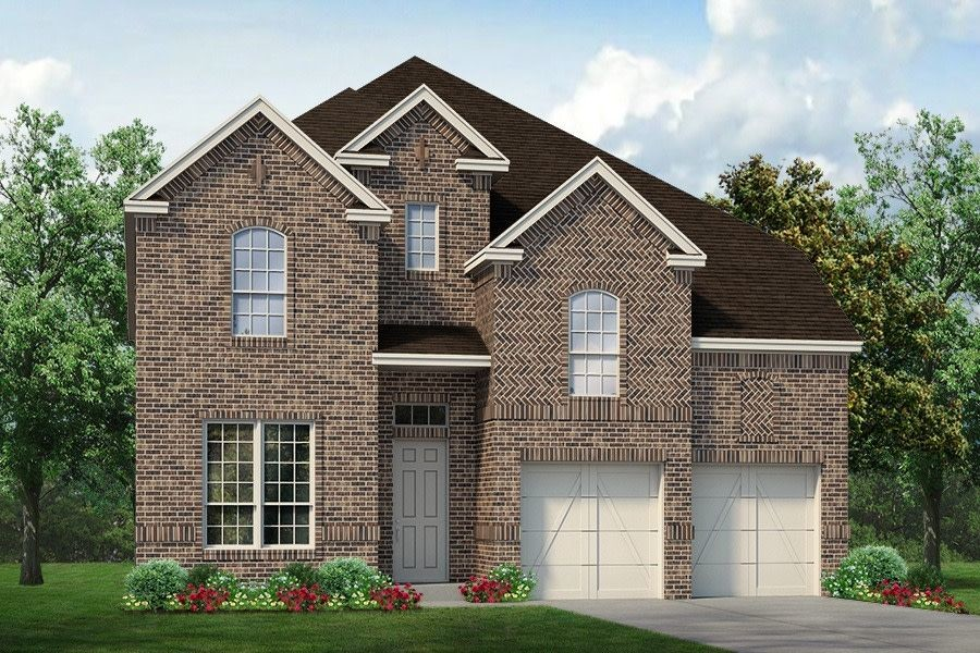 Ready To Build Home In Clairmont Estates Community