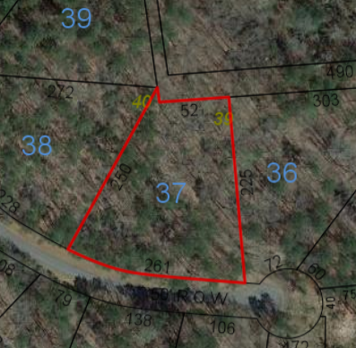 Lot In Dadeville