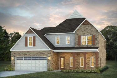 Move In Ready New Home In Walter's Branch Community