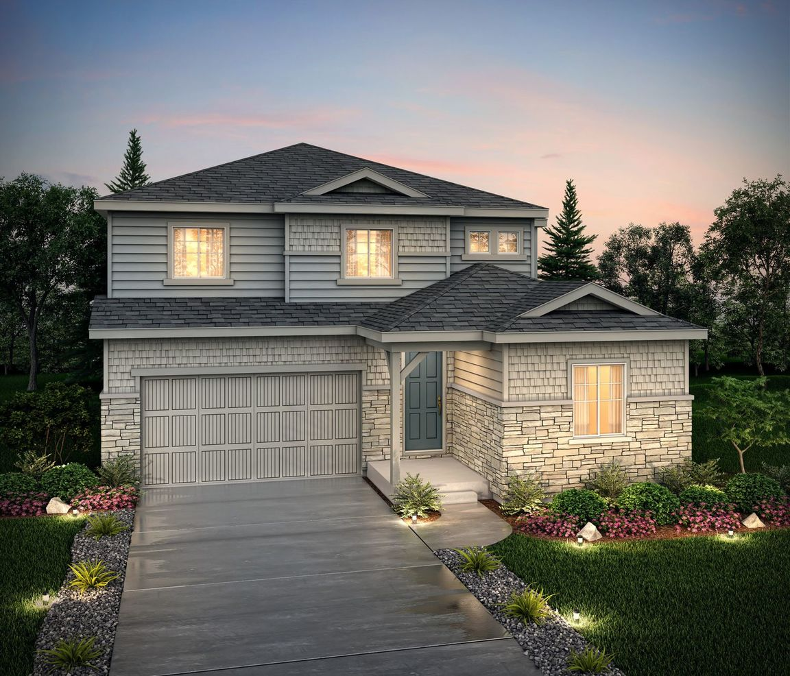 Move In Ready New Home In Mayfield Community