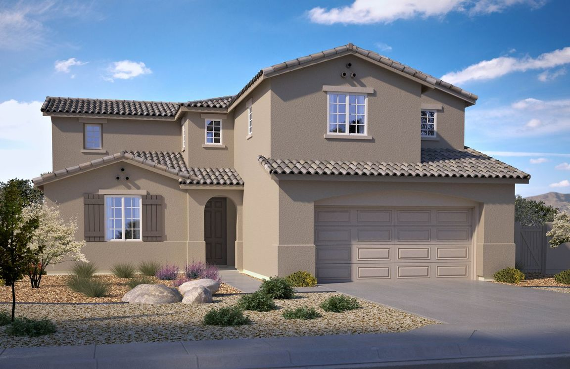 Ready To Build Home In Country Creek Community