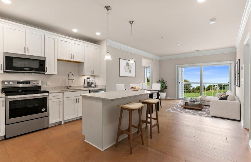 Ready To Build Home In Martins Landing Community