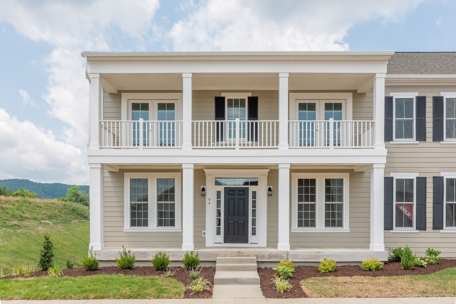Ready To Build Home In Daleville Town Center Community