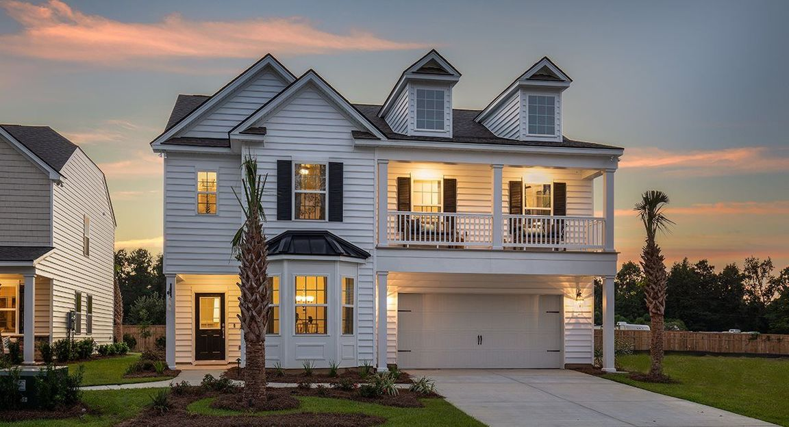 Move In Ready New Home In Timber Trace - Arbor Collection Community