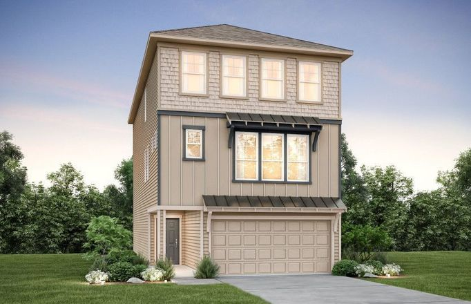 Move In Ready New Home In Briarmont Community