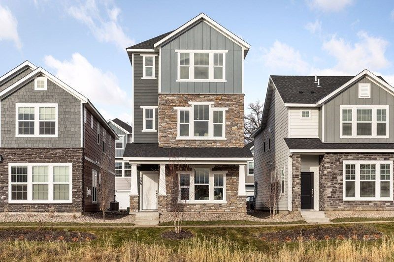 Move In Ready New Home In Riverside Community
