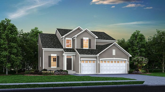 Move In Ready New Home In Heather Ridge - Single Family Community