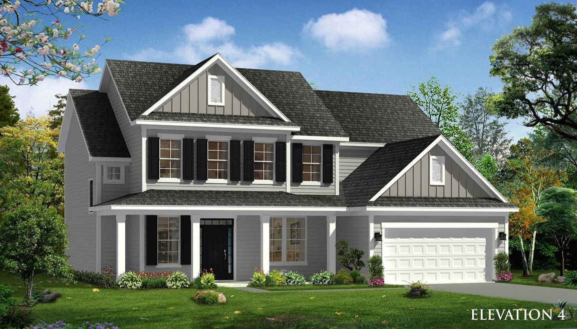 Move In Ready New Home In South Pointe Estates Community
