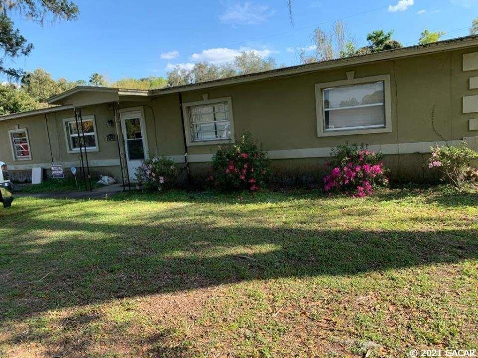 Updated 3-Bedroom House In East Gainesville