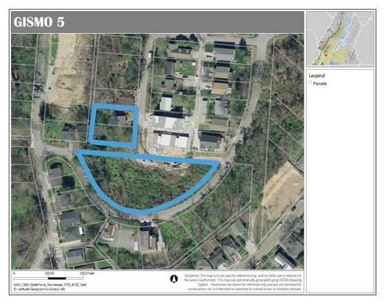 Lot In North Chattanooga
