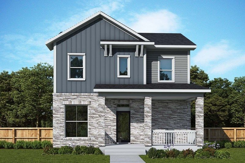 Move In Ready New Home In Painted Prairie Community