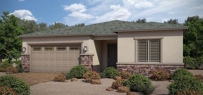 Move In Ready New Home In Shadow Ridge Community