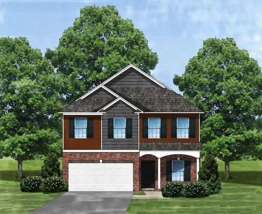 Ready To Build Home In Grissett Landing Community
