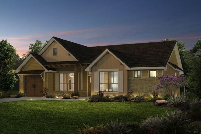 Ready To Build Home In King's Court Community