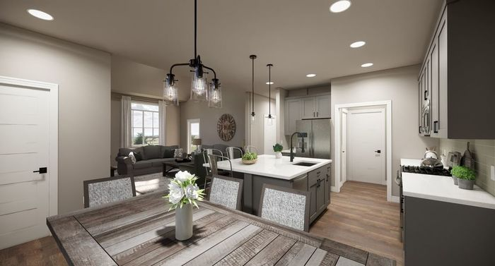 Ready To Build Home In Chatfield Bluffs Community