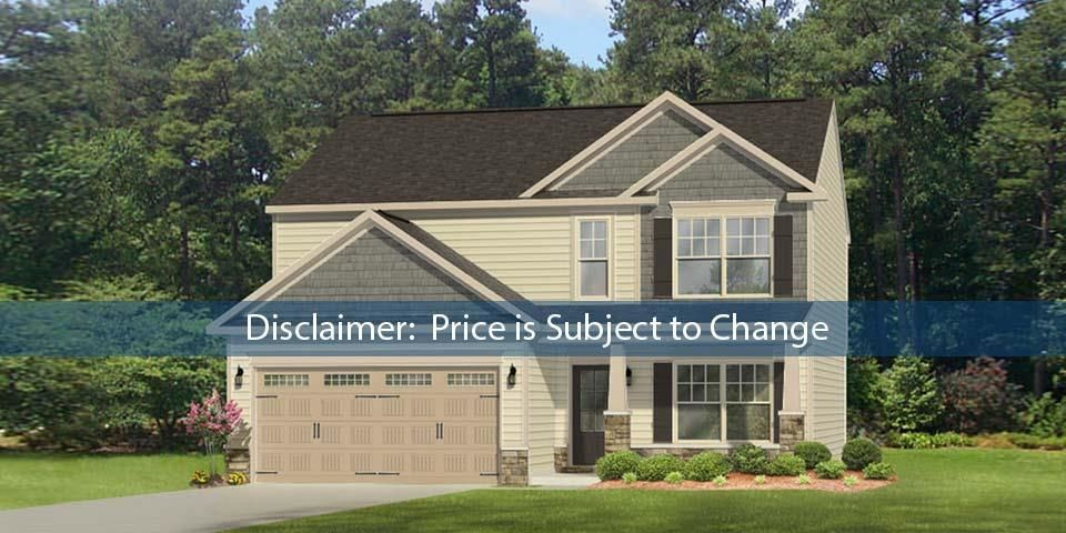 Move In Ready New Home In The Arbors Community
