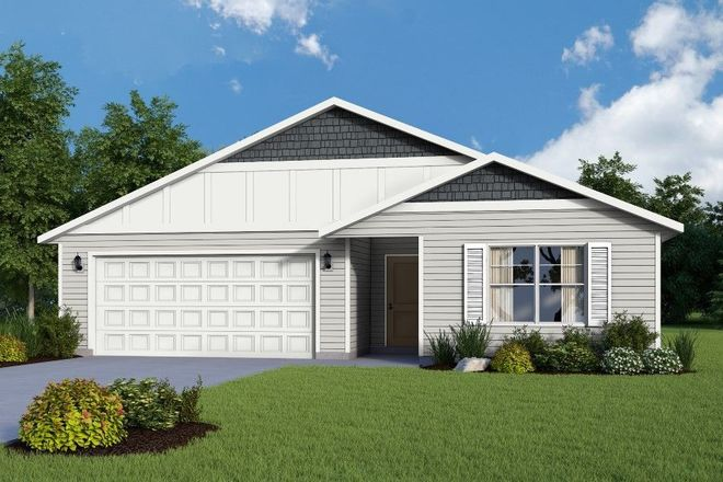 Move In Ready New Home In Highlandview Heights Community