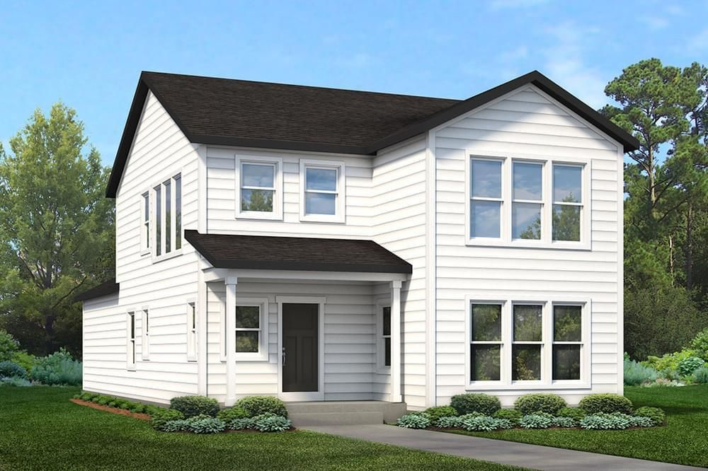 Move In Ready New Home In The Park Community