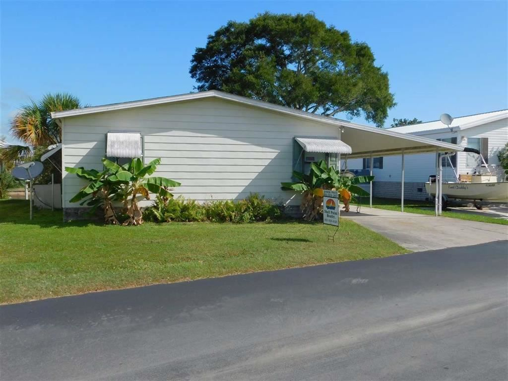 1890 SqFt Mobile Home In Shell Point