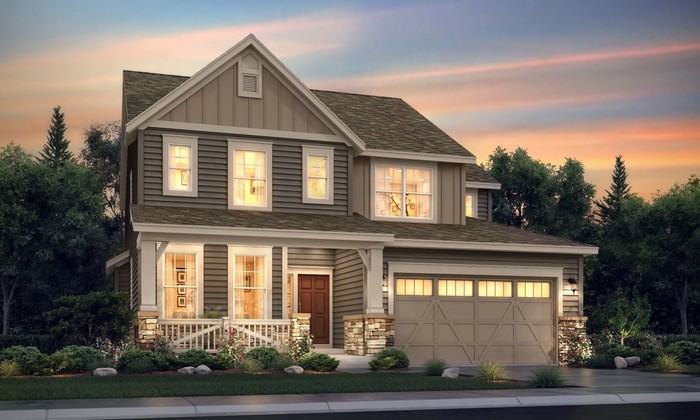 Move In Ready New Home In Reunion Community