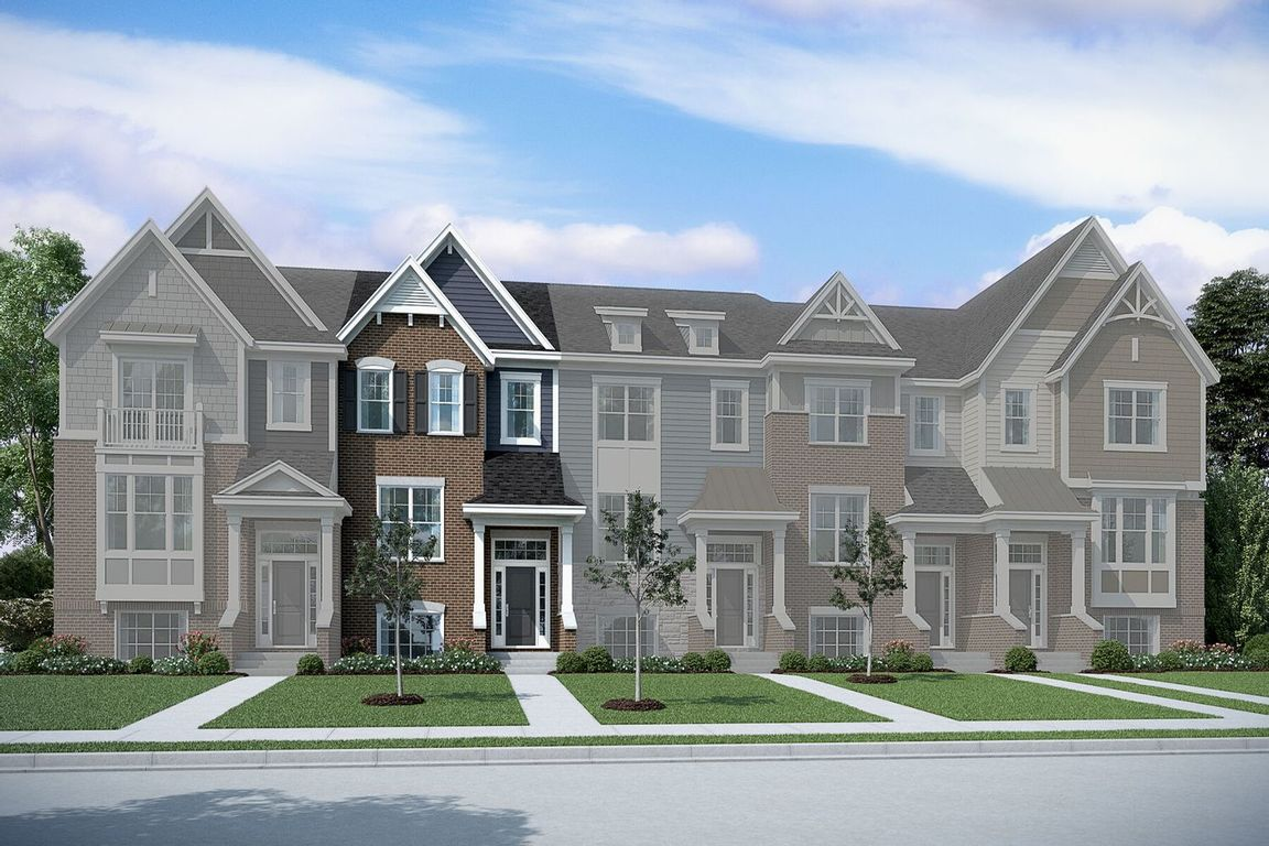 Move In Ready New Home In Sterling Place Community