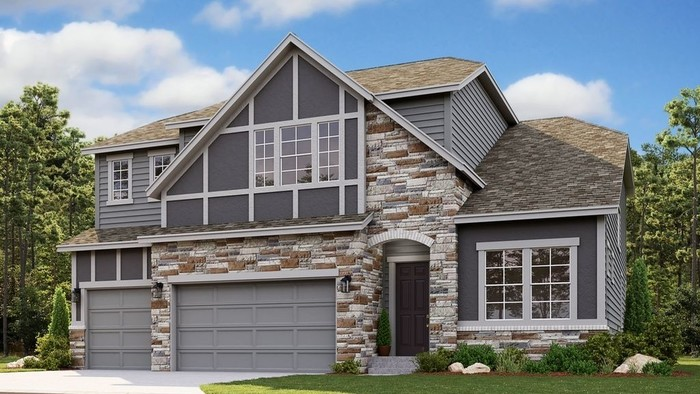 Move In Ready New Home In Macanta Destination Collection Community