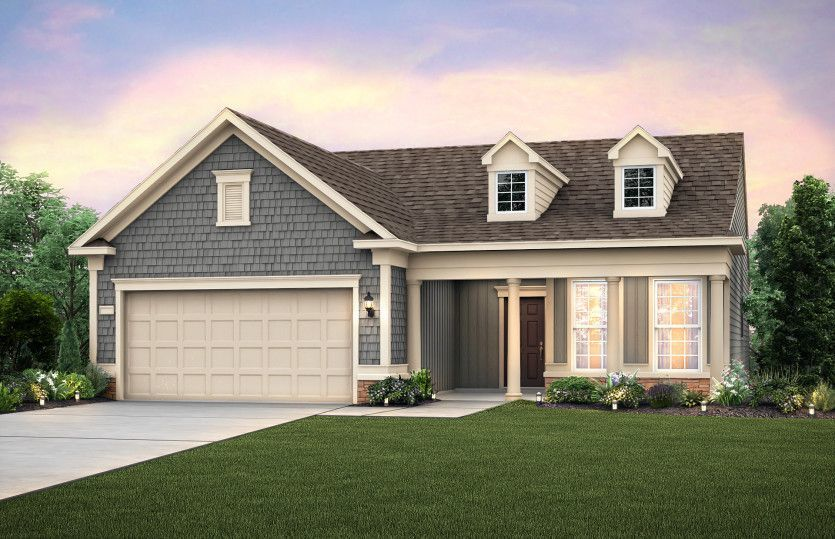 Move In Ready New Home In Everton Community