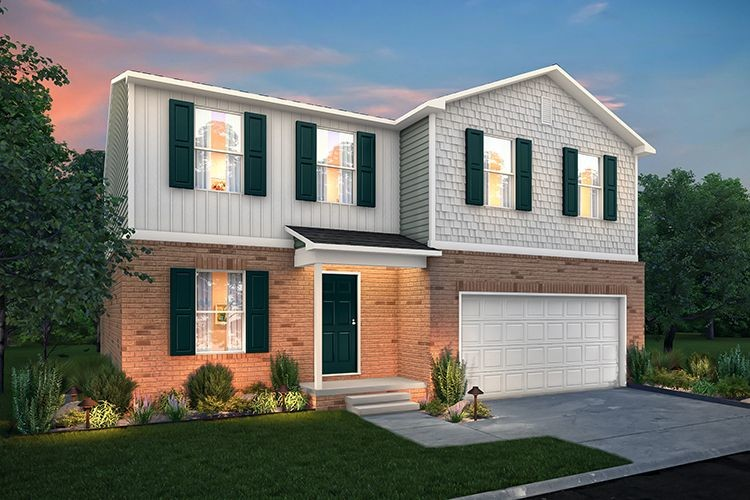 Move In Ready New Home In Island Lakes at Midtown Community
