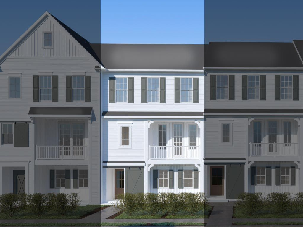 Move In Ready New Home In Arcona Community
