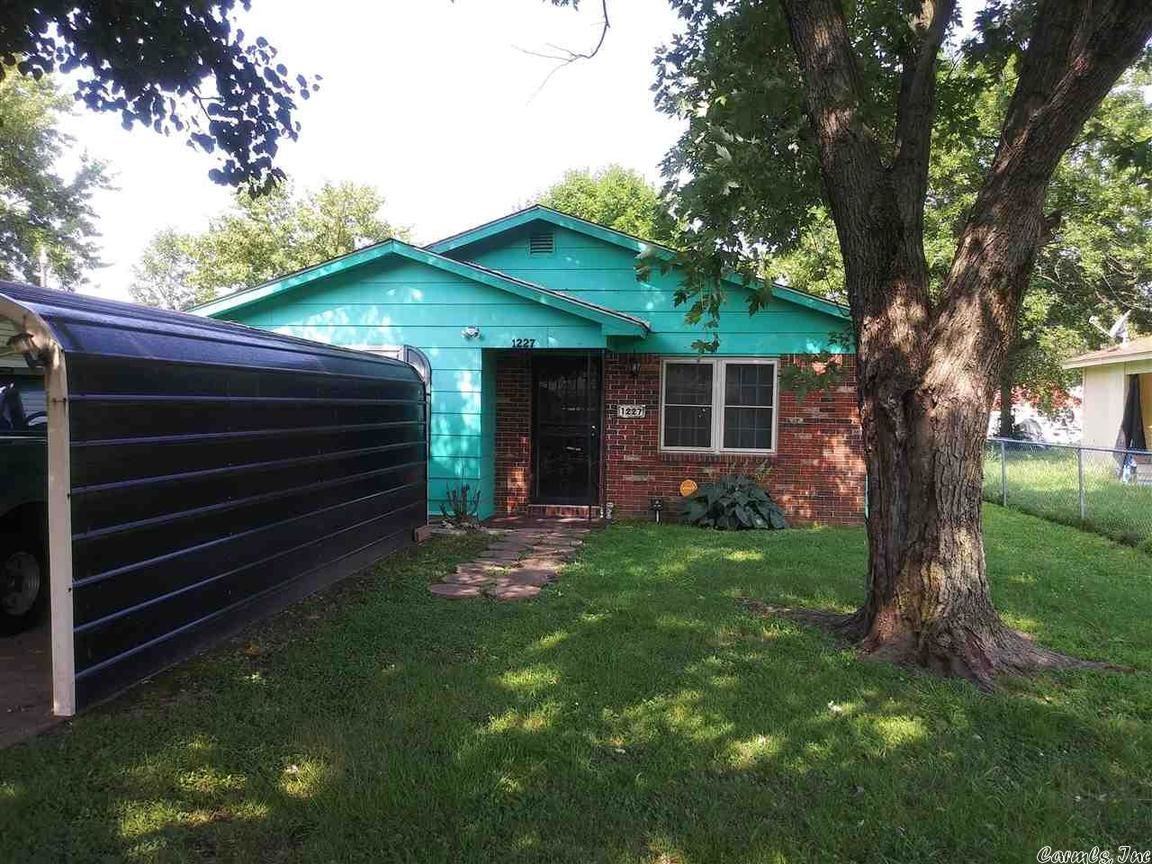 1178 SqFt House In Blytheville