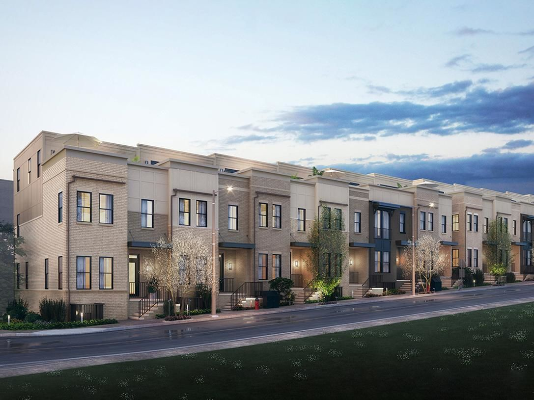 Move In Ready New Home In New Talley Station - Townhomes Community