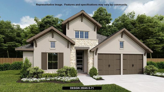 Move In Ready New Home In The Grove at Vintage Oaks 55' Community