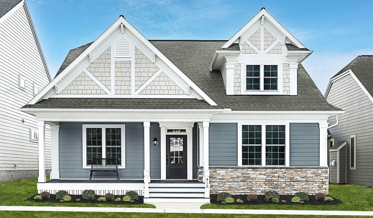 Move In Ready New Home In Home Towne Square 55+ Living Community