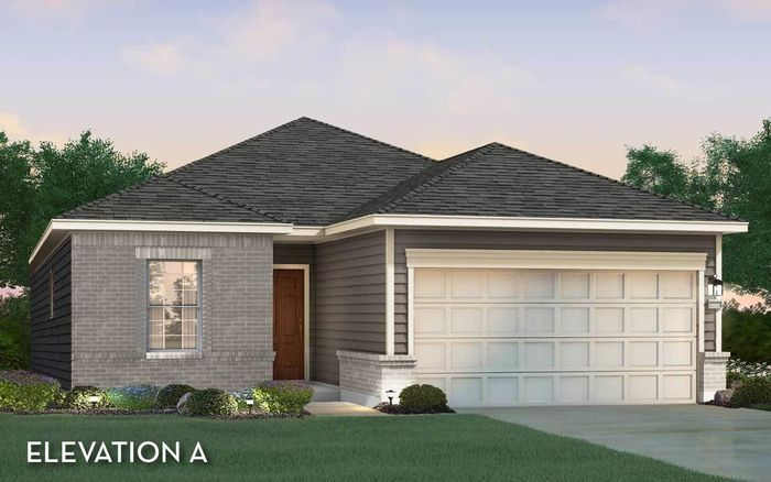 Move In Ready New Home In Hudson Reserve Community