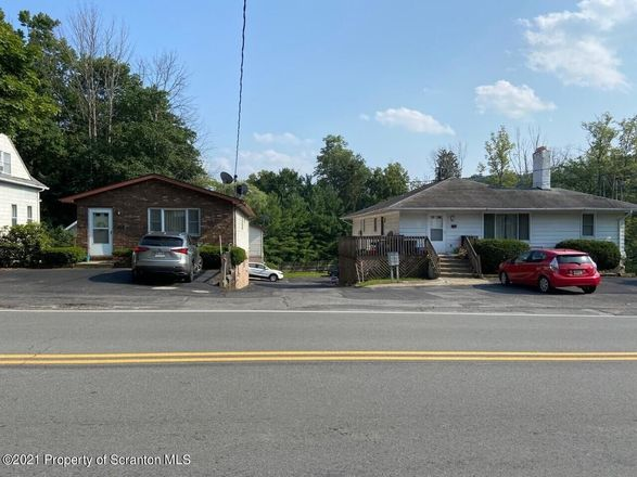 2-Story Multi-Family Home In Clarks Summit