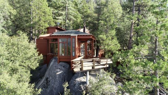 2-Story House In Idyllwild Mountain Park