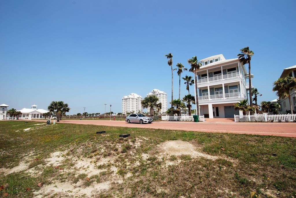 Lot In South Padre Island