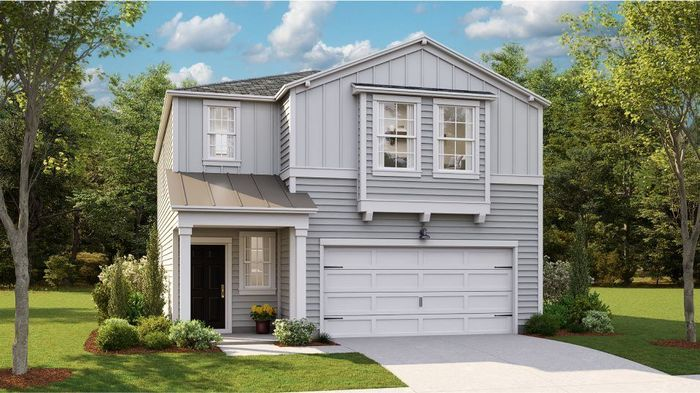 Move In Ready New Home In Beach Village Community