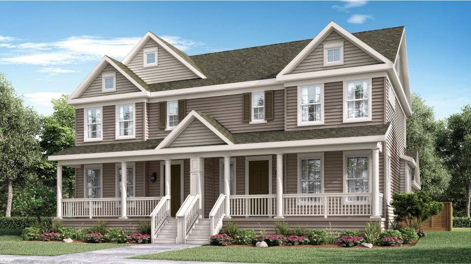 Move In Ready New Home In Compass - Paired Homes Community