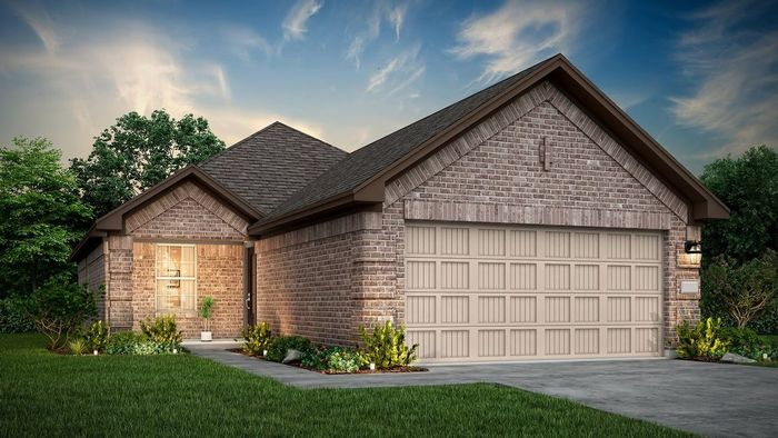 Move In Ready New Home In Tavola - Gulf Coast Collection Community