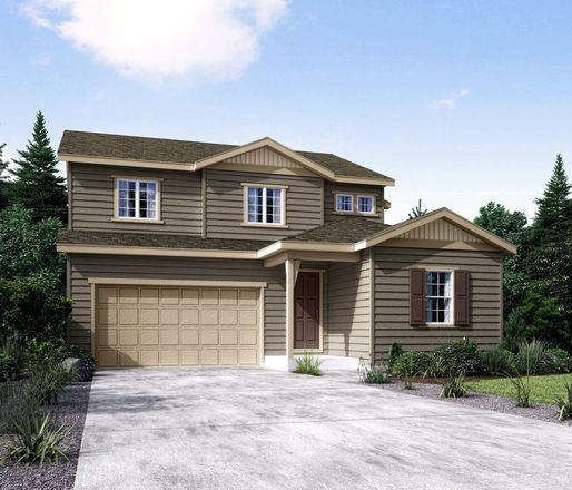 Move In Ready New Home In Enclave at Pine Grove Community