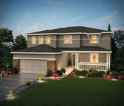 Move In Ready New Home In Anthology Community
