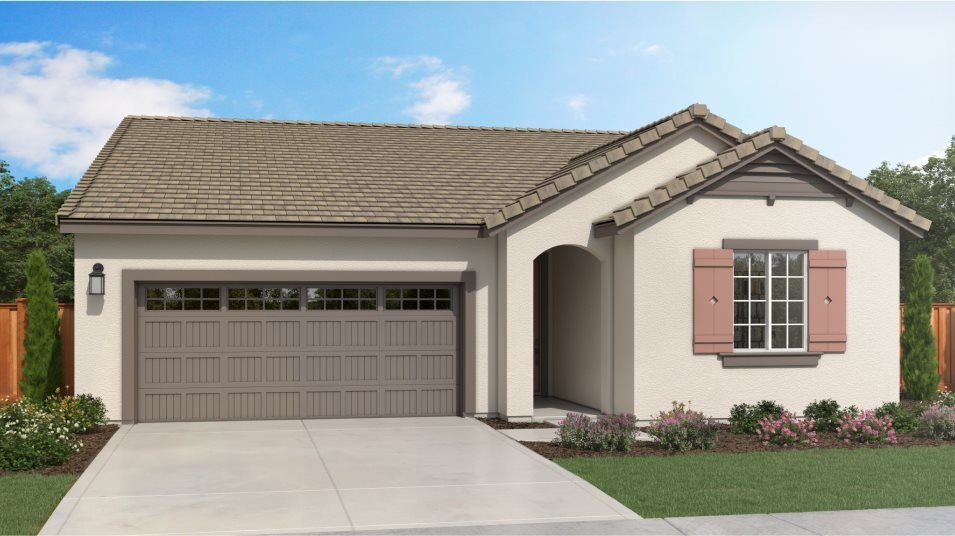 Move In Ready New Home In Tracy Hills - Larimar Community