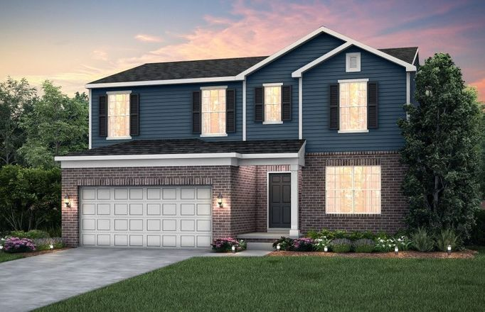 Move In Ready New Home In Fuhrmann Woods Community