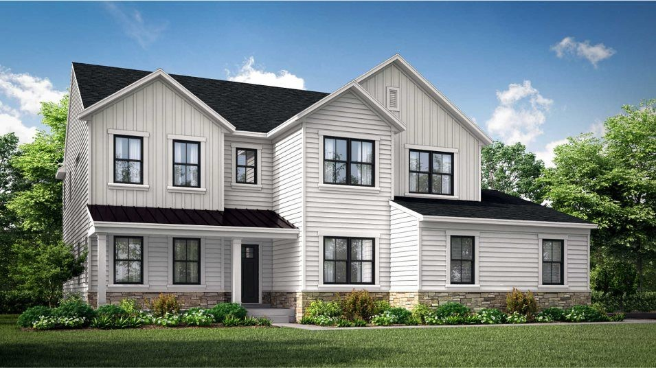 Move In Ready New Home In Magnolia Reserve Community