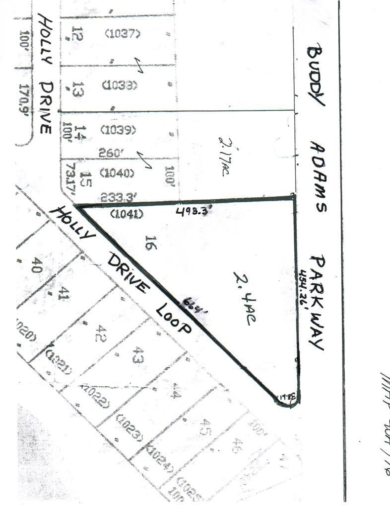 Lot In Donalsonville