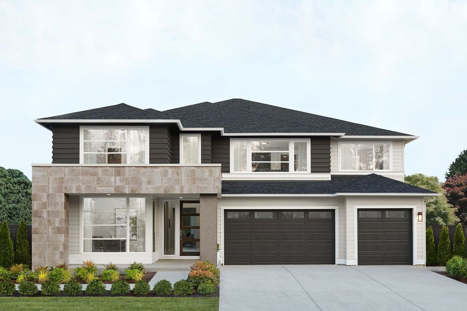 Move In Ready New Home In North Ridgeview Community