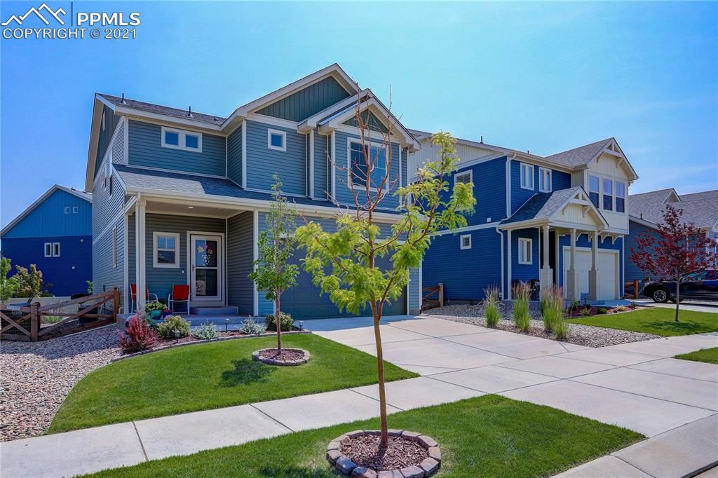 3175 SqFt House In Banning Lewis Ranch