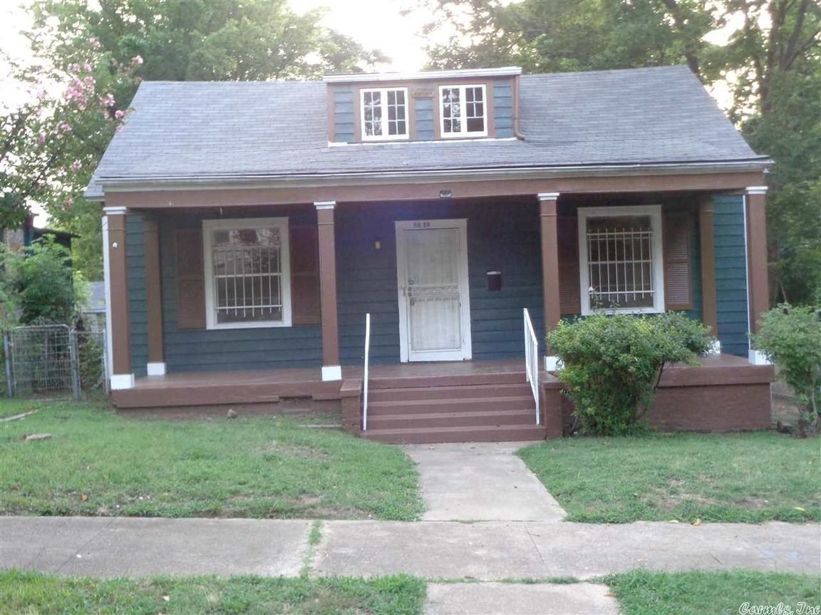 1657 SqFt House In Martin Luther King